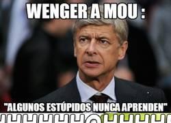 Enlace a Wenger el malote