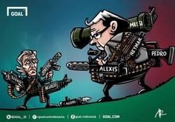 Enlace a Duelo de artilleros ManCity-Barça