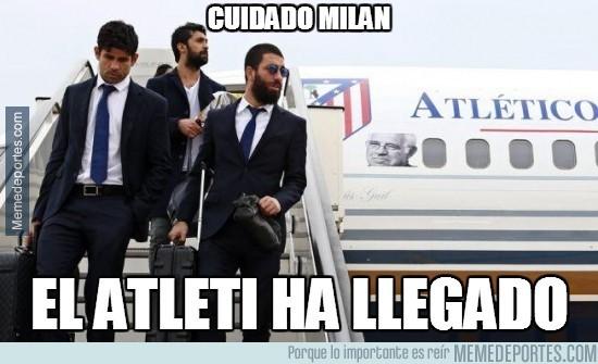 268313 - Cuidado, Milan