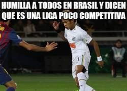 Enlace a Humilla a todos en Brasil y dicen que es una liga poco competitiva