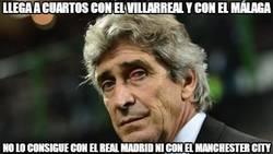 Enlace a Llega a cuartos con el Villarreal y con el Málaga
