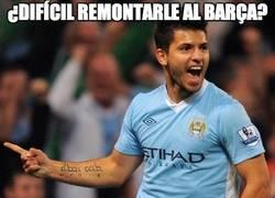 Enlace a ¿Difícil remontarle al Barça?