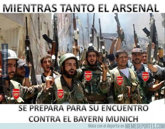 268915 - Mientras tanto, el Arsenal