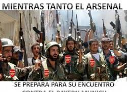 Enlace a Mientras tanto, el Arsenal