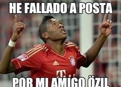 Enlace a Arsenal - Bayern. 2 penaltis. 0 goles