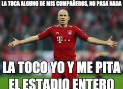 Enlace a ¿Y este odio a Robben?