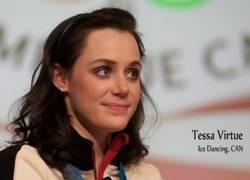 Enlace a Las deportistas más guapas de Sochi. ¿Con quién te quedas?