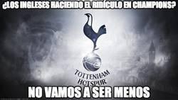 Enlace a El Tottenham palma 1-0
