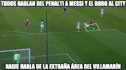 Enlace a Betis y Manchester City, les han pitado exactamente el mismo penalti en contra