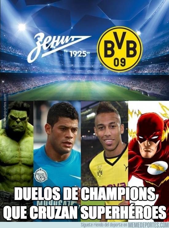 270107 - Duelos de Champions que cruzan superhéroes