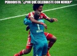 Enlace a Celebración con Neuer