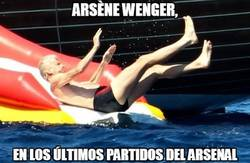 Enlace a Arsène Wenger