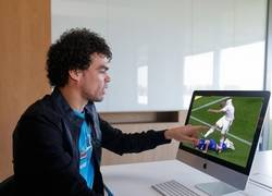 Enlace a Más chops de la presentación de la nueva web del Real Madrid