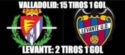 Enlace a Valladolid vs Levante