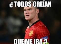 Enlace a En plena crisis llega una buena noticia para Moyes, Rooney renueva para 5 años