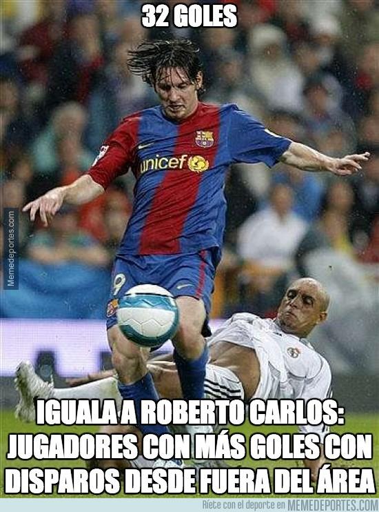 270723 - Messi, otro récord a la saca