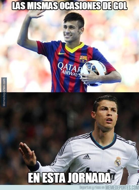 270847 - Las mismas ocasiones de gol en esta jornada