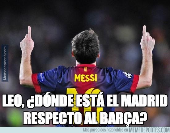 270850 - Leo ¿dónde está el Madrid?