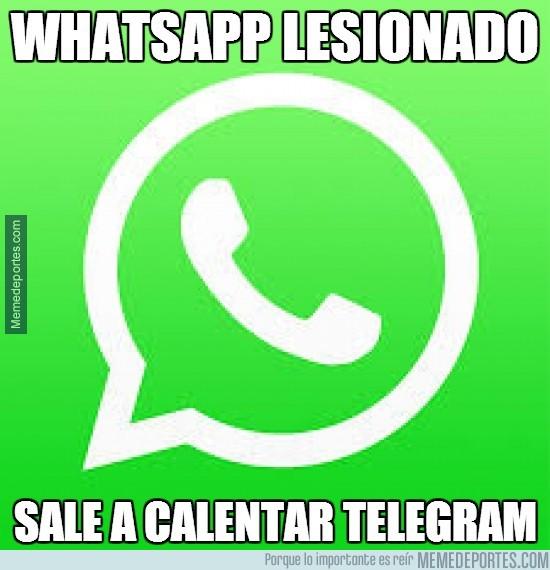 270870 - Whatsapp lesionado