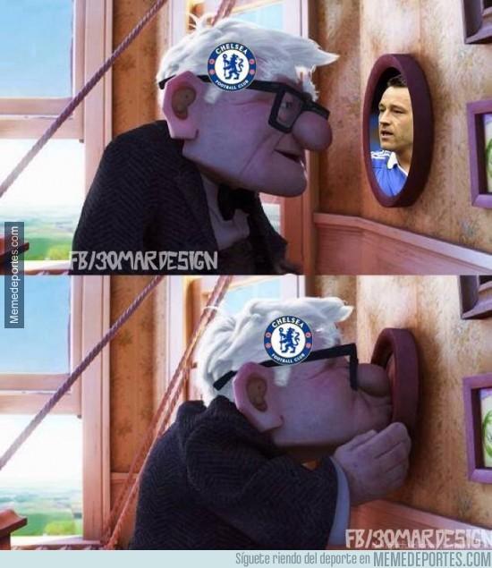 271052 - El amor de los fans del Chelsea a Terry