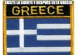 Enlace a Existe la suerte y luego está Grecia