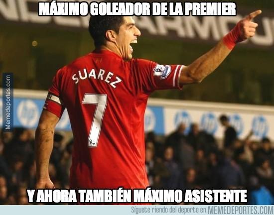 271279 - Suárez, marca y asiste