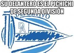 Enlace a Su delantero es el pichichi de Segunda División