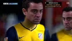 Enlace a Caras del Atlético de Madrid en estos momentos