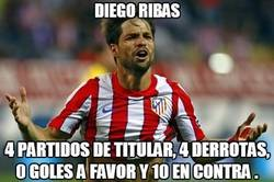 Enlace a Diego Ribas, el gafe del Atlético