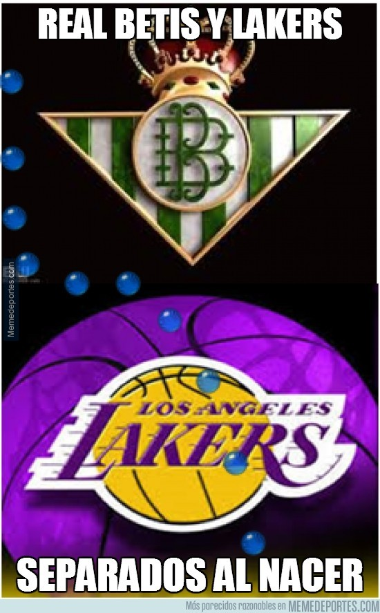 272031 - Real Betis y Lakers