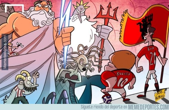272284 - El Manchester United tratará de evitar la tragedia griega