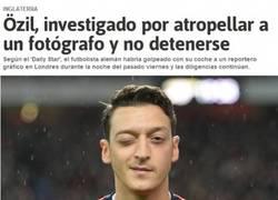Enlace a Özil, maestro de la desaparición