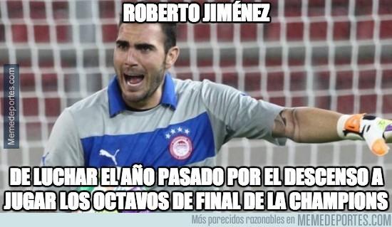272654 - Roberto Jiménez, buen cambio amigo