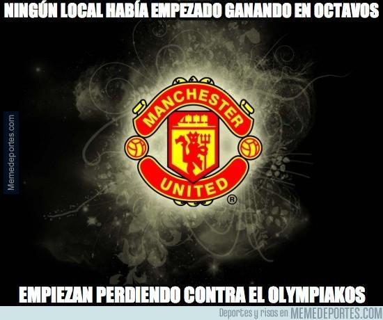 272664 - Quien si no que Moyes y su Manchester United