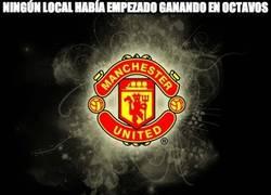Enlace a Quien si no que Moyes y su Manchester United