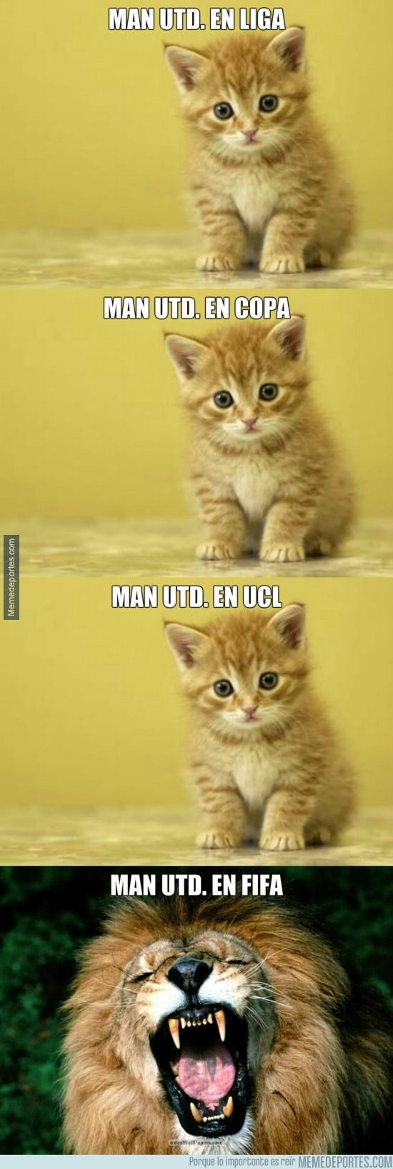 272793 - El Manchester United en las diferentes competiciones