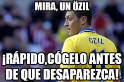 Enlace a Mira, un Özil