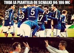 Enlace a Toda la plantilla del Schalke 04: 186 M€