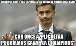 Enlace a Dicen que odia a los españoles, en rueda de prensa dice esto