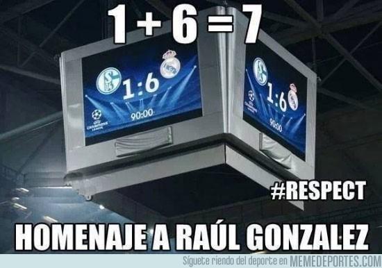 273825 - Homenaje a Raúl González #Respect