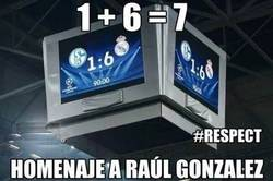 Enlace a Homenaje a Raúl González #Respect