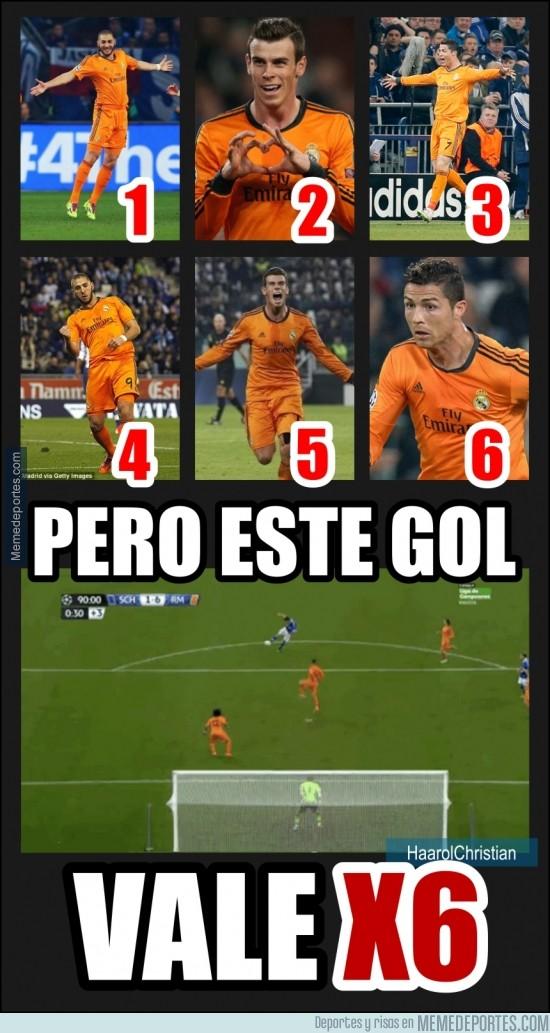 273865 - El gol de Huntelaar vale por 6