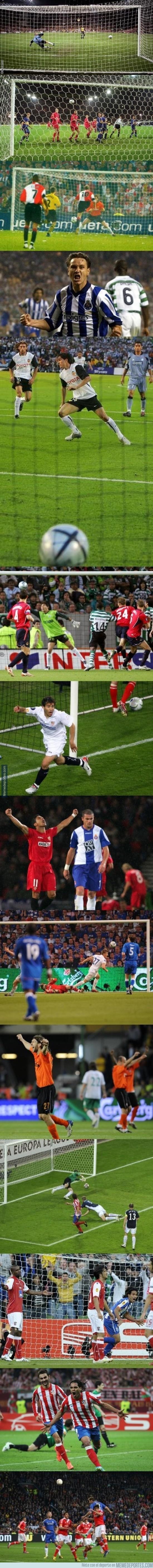 273897 - ¡Hoy Europa League! Momentos e Imágenes de las finales de la Europa League del siglo XXI