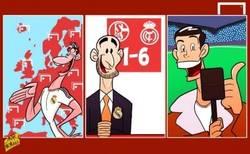 Enlace a Ayer la BBC arrasó con sus tres presentadores en Champions