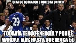 Enlace a La respuesta de Eto'o a Mourinho