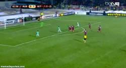 Enlace a GIF: El buen gol de Vaselina de Rubén Castro al Rubin