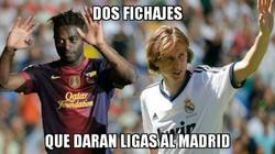 Enlace a Dos fichajes que darán ligas al Madrid