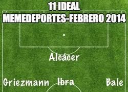 Enlace a 11 ideal Memedeportes-Febrero 2014