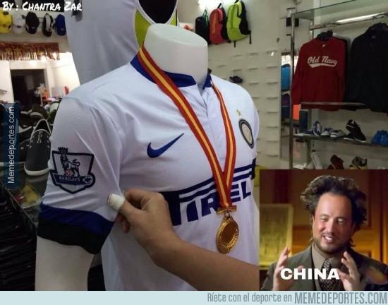 274747 - Ese momento incómodo en el que te das cuenta que tu camiseta es hecha en China