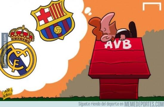274814 - Villas-Boas soñando con un posible fichaje del Barça o Madrid, sueña sueña...